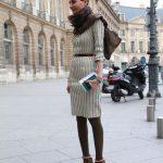 Rochia tricotata – manevra vestimentara de toamna