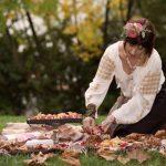 Practic in bucatarie – styling coperta