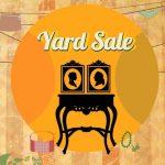YARD SALE® 21 & 22 Martie 2015