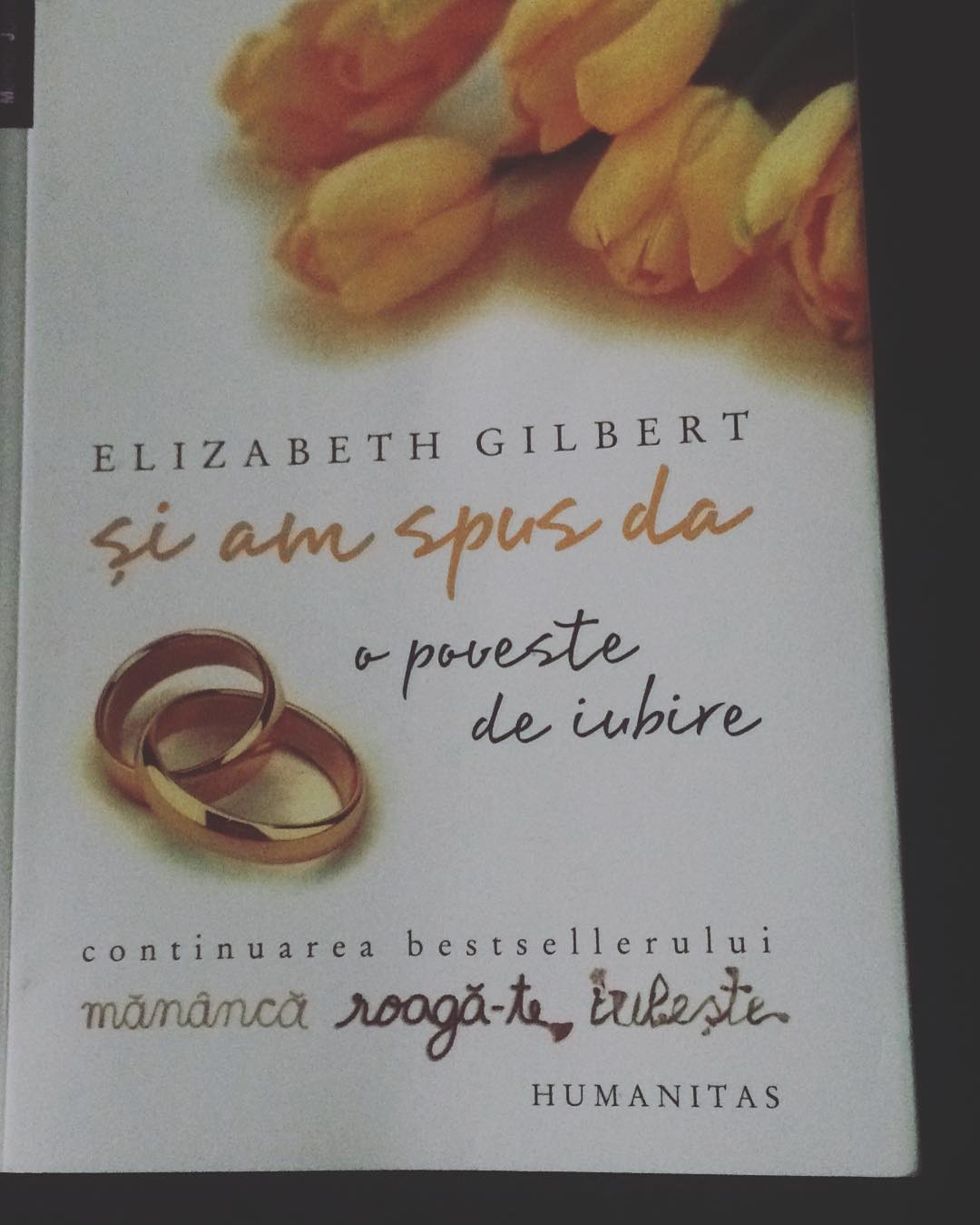 Lectura de inceput beginning commitment elizabethgilbert loveandmarriage isaidyes couple family