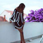 Rochia tunica – manevra vestimentara de vara