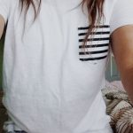 Tricoul alb – manevra vestimentara de primavara