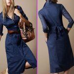 Rochia-camasa – manevra vestimentara de primavara