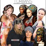 Turbane – manevra vestimentara de vara