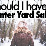 Yard Sale la Centru, 14-15 ian 2017