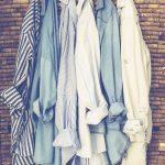 Camasa bleu – cum sa o porti creativ