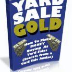 Cum sa… fii un cumparator istet de Yard Sale