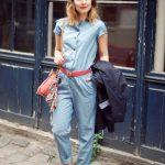 Salopeta de dama – manevra vestimentara de vara