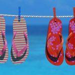 Flip-flops/Slapi – manevra vestimentara de vara
