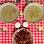 Supa-crema de conopida si albitura