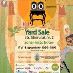 Yard Sale de 17-18 septembrie @ Jacques Pot